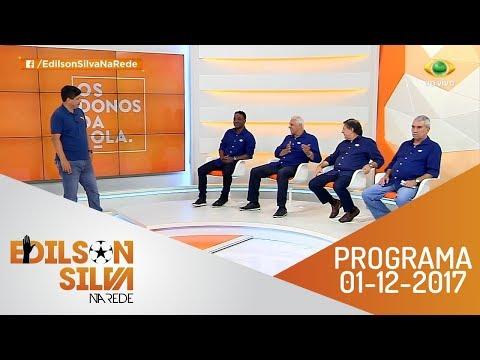 Os Donos da Bola Rio 01-12-17 - Íntegra