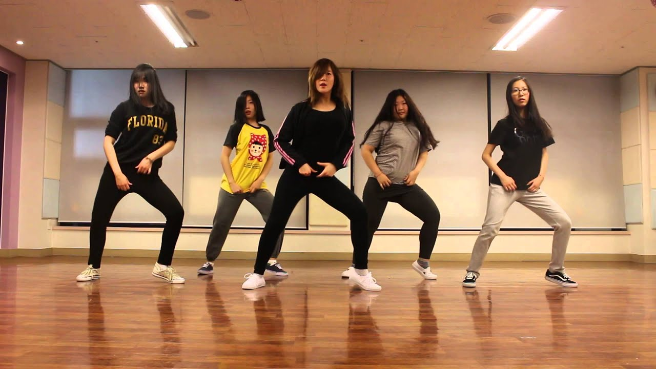 Basic HipHop Dance by LENA KIM
