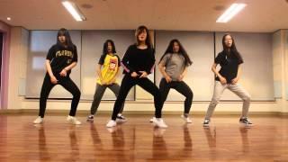 Basic HipHop Dance by LENA KIM