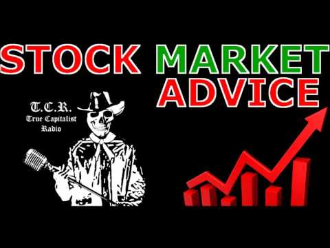 Stock Market Advice by Ghost from True Capitalist Radio