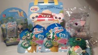 Р N7 - Юху і друзі Simba, макдональдс, Шопкинс, коробка-сюрприз