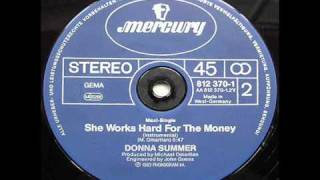 Donna Summer - She Works Hard for the Money (Instrumental)