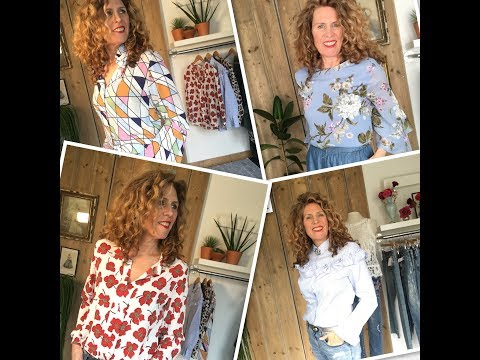 Trendy blouses Your Personal shopper