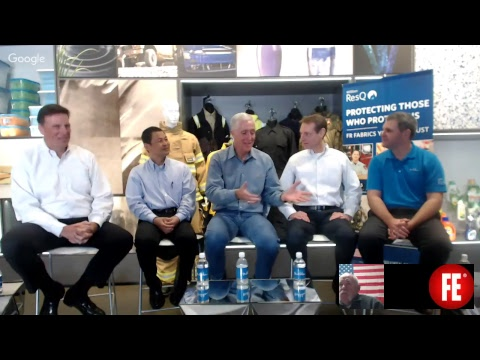 Fire Engineering Hangout – 3/20/2018: On the Road with Bobby Halton at Milliken ResQ