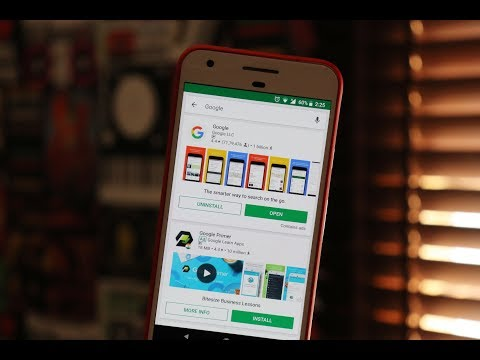 Google Play Store gets new search UI
