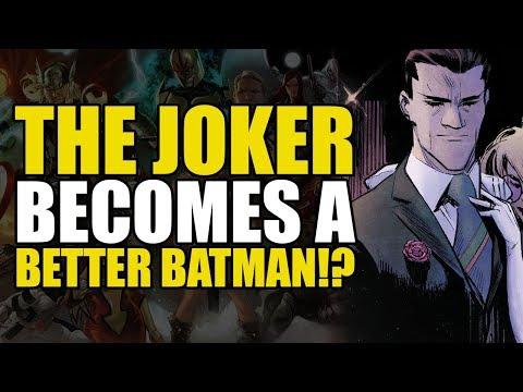 The Joker Becomes A Better Batman!? (Batman: White Knight #01)