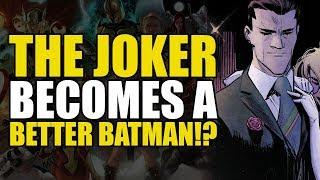 The Joker Becomes A Better Batman!? (Batman: White Knight Part 1)