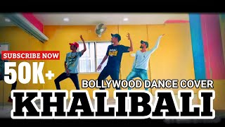 Padmavat : KhaliBali | Dance Choreography | SATISH SWAGGER
