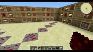видео Что можно сделать в Minecraft из красной пыли: все рецепты
