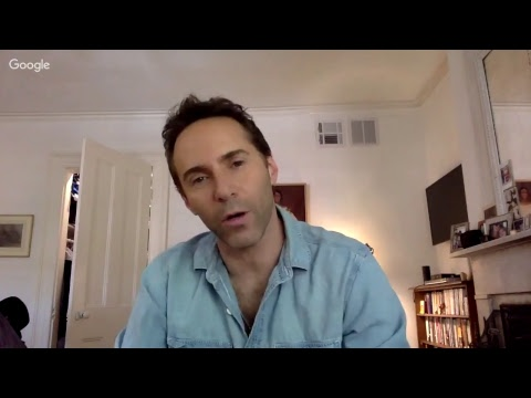 Alessandro Nivola 'The Wizard of Lies' chats fast and loose facts, fraud and Robert De Niro