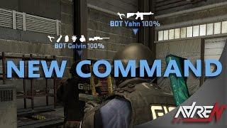 CS:GO - New Show Team Equipment Command