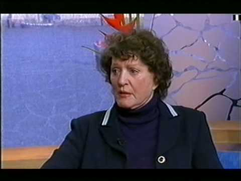 Very Rare Majel Barrett Roddenberry Television Appearance on ITV's This Morning UK circa 2002