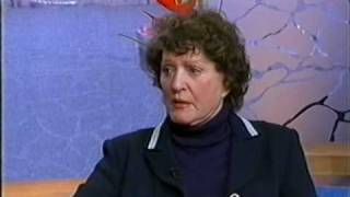Very Rare Majel Barrett Roddenberry Television Appearance on ITV