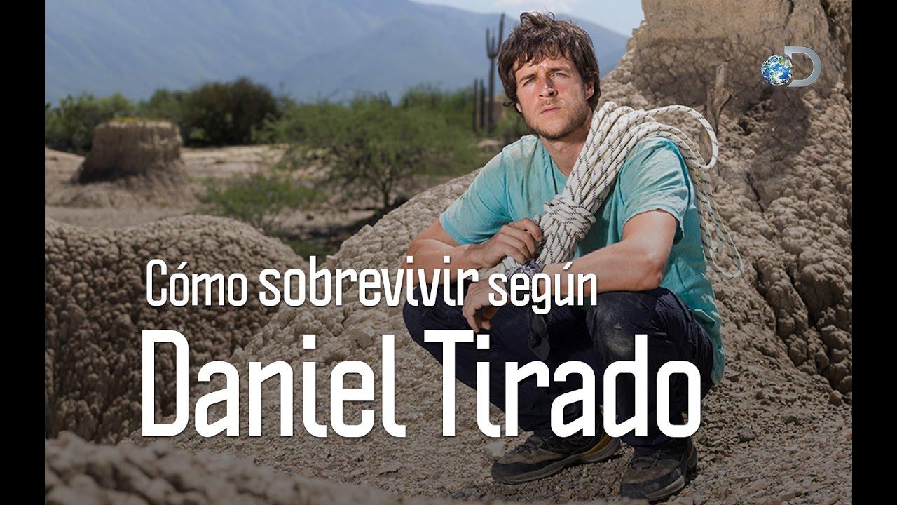 Tips de supervivencia de Daniel Tirado - DESAFÍO X 2: MÉXICO/COLOMBIA