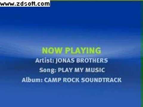 Play My Music  Connect Three Jonas Brothers