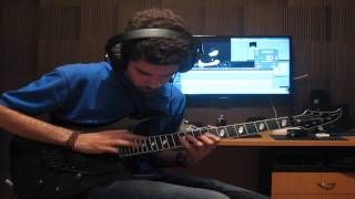 Andy James Guitar Academy Dream Rig Competition - Adel Rouhnavaz