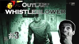 Нэйт в Outlast: Whistleblower! | Не смотри вниз! #3