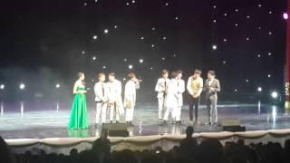 BOYFRIEND in Almaty | 보리프렌드 | K-POP Festival Almaty 2015