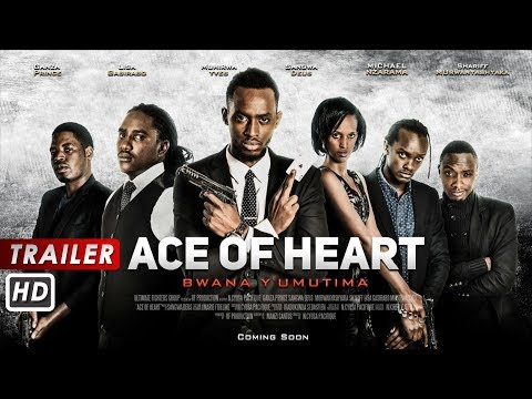 Ace Of Heart Bwana y'Umutima Official Trailer #1 2017