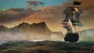 Assassins Creed 4 - Black Flag Gameplay [Русский трейлер]
