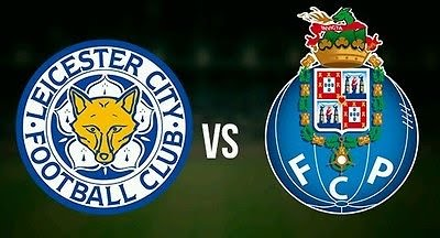 Leicester City vs FC Porto