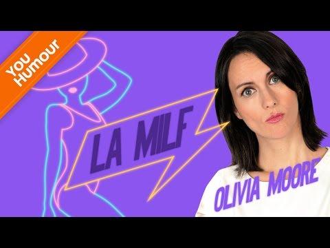 OLIVIA MOORE - La MILF