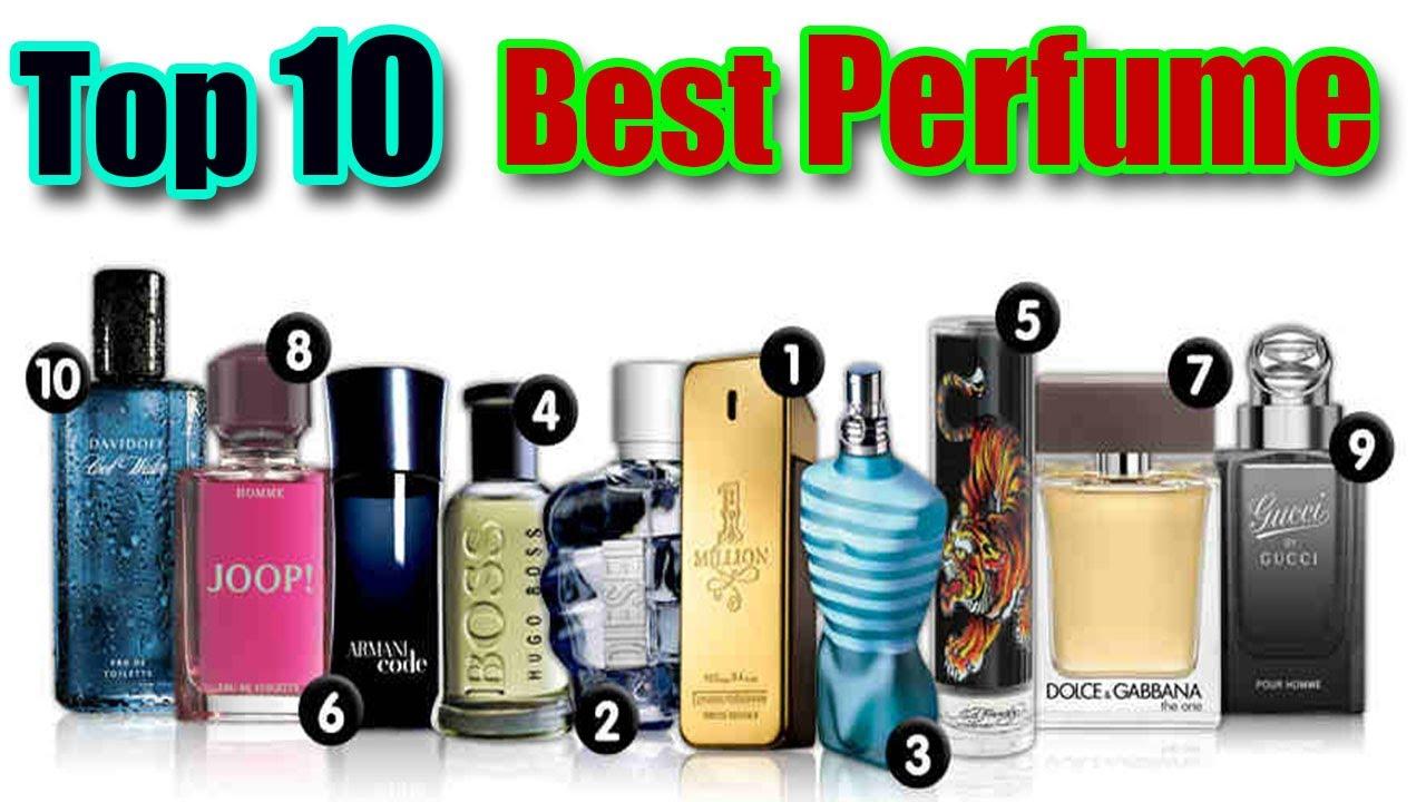 Top 10 Best Perfumes For Men/Women 2017