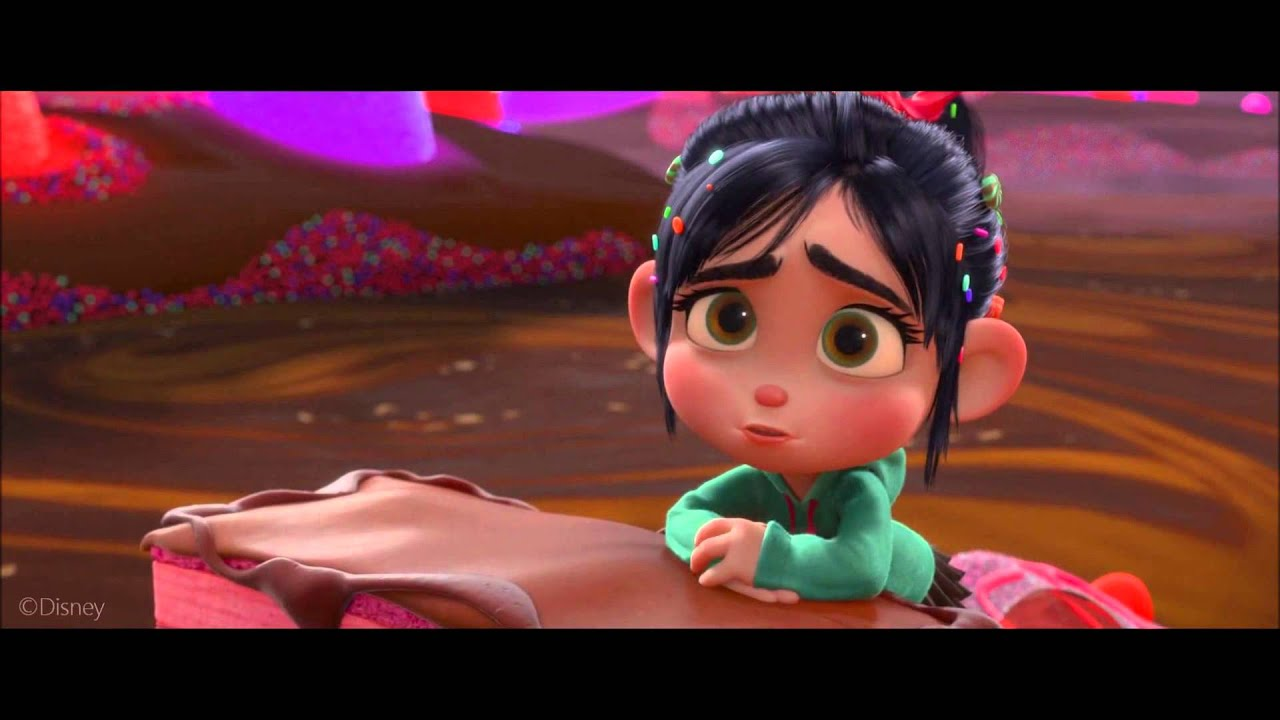 WreckIt Ralph You Really Are A Bad Guy Clip HD  YouTube