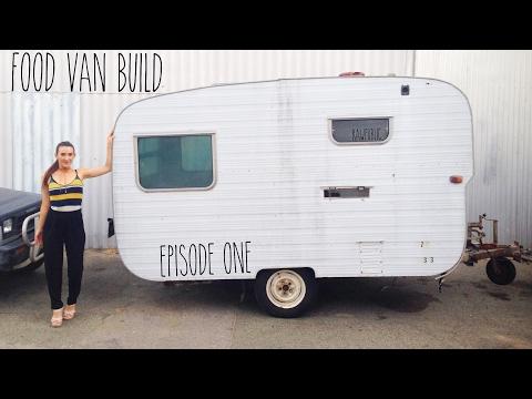 Rawpublic Vegan Food Van Build - Episode 1