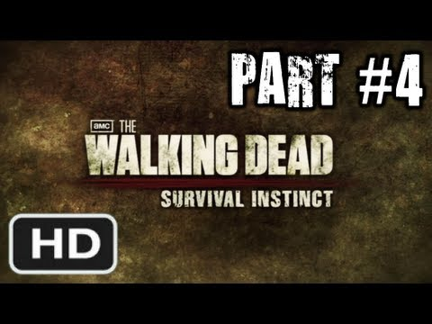 The Walking Dead: Survival Instinct Walkthrough - The ...