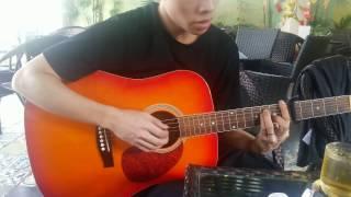 [Guitar] Mashup Chưa Bao Giờ - Có Khi Nào Rời Xa [Cover] By Haya