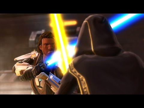 "STAR WARS: The Old Republic – Knights of the Fallen Empire – ""Become the Outlander"" Gameplay Trailer"