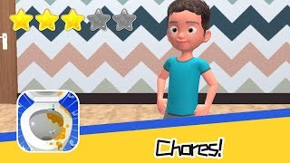 Chores! - Spring into Cleaning Walkthrough Clean up your mess!! Recommend index three stars