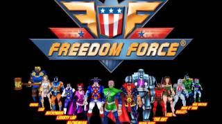 Freedom Force vs the 3rd Reich Complete Soundtrack