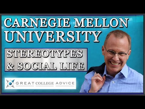 Stereotypes and Social Life at Carnegie Mellon University