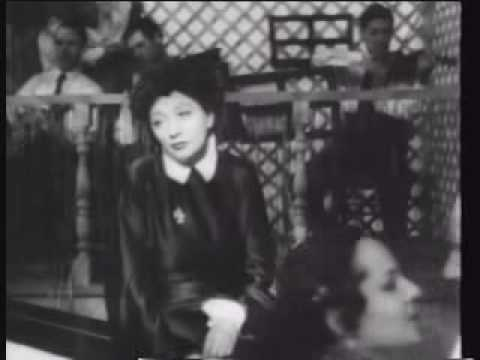 Helen Morgan Sings ~ Serves Me Right For Treating You Wrong