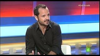 En el aire - Buenafuente entrevista a Lara Álvarez y Ángel Martín