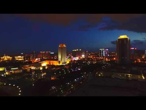 CITY OF TAIZHOU Drone video