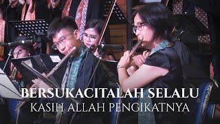 Bersukacitalah Selalu (Salam Damai) PKJ 221  Kasih Allah Pengikatnya  GKI Guntur Bandung