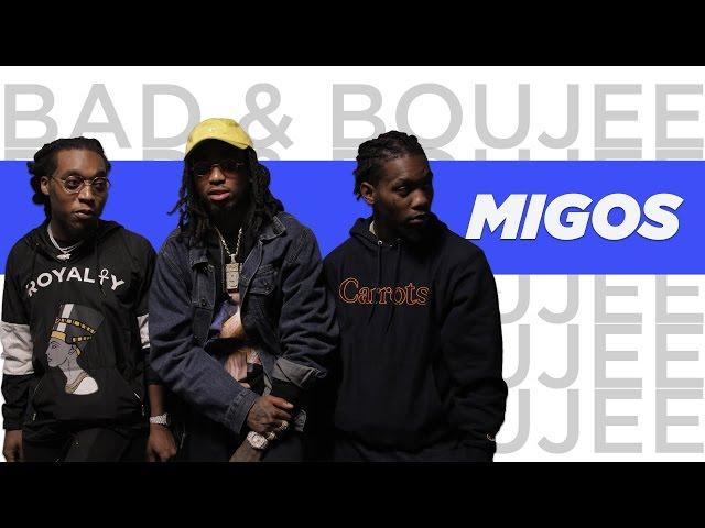Migos Talks Bad & Boujee, Freestyle, + Hotbox The Studio