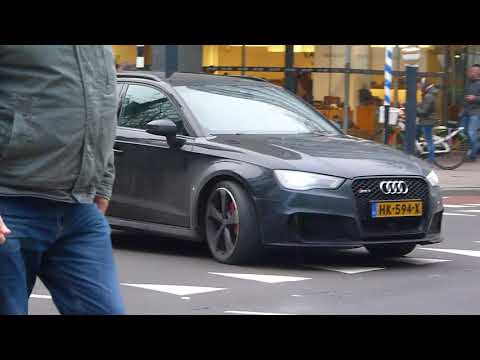 Carspotting in rotterdam: RR Wraith, 458 italia, c63s, rs3 and much more.......