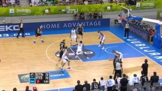Buschi RATATATATA Deutschland - Frankreich basketball 2013