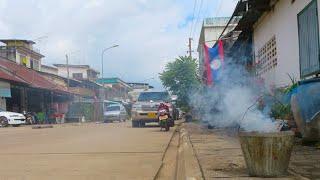 Visa Run to Savannakhet, Laos Part 1