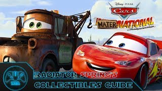 Cars Mater National Championship - Paint Job