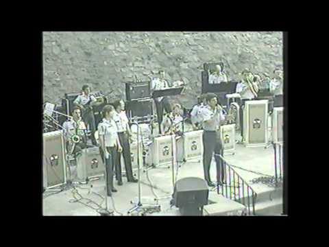 18th Army Band Summerfest 1988 Scene 2