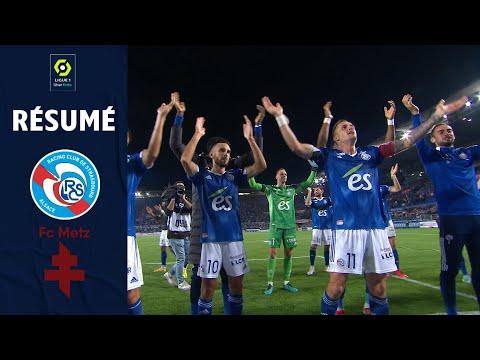 Strasbourg Metz Goals And Highlights