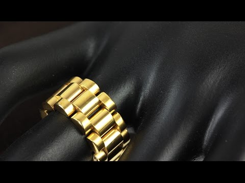 Pimp Code Rolex Ring YouTube