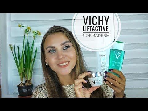 Покупка аптечной косметики Vichy   Normaderm   Liftactiv supreme  