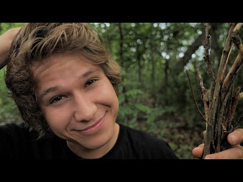 ASMR Lost in the Woods Roleplay