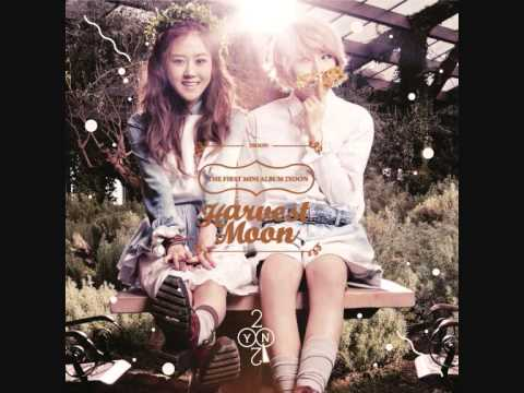 2YOON   Harvest Moon FULL ALBUM
